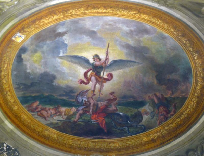 Delacroix St Michel
