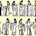 👐 comment porter un sari 👌