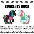 Hello darkness + radioactive ponies - samedi 08 juin 2019 - la triperie - lyon