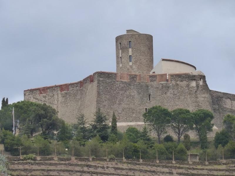 le fort Saint Elmes photo CM le 07032019