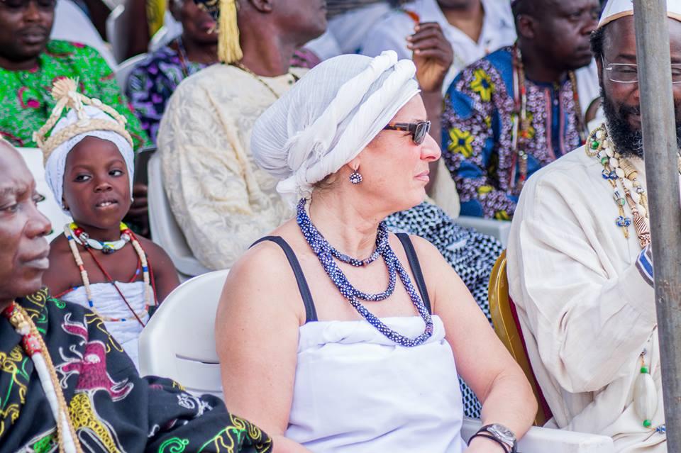 LE 10 JANVIER, JOUR DE LA FETE NATIONALE DU VAUDOU AU BENIN, MARABOUT D'AFRIQUE
