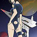 Vénus f./space goddesses challenge !