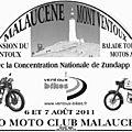 Ventoux 2011 concentration nationale de zundapp