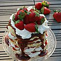 Bataille food 12...mon layer pancakes cake