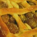 Tarte briochee aux prunes