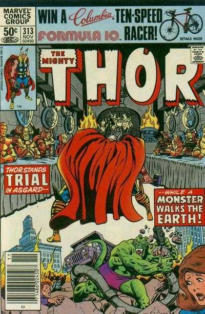 mighty thor 1966 313
