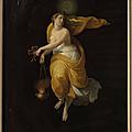 Attribué à michelangelo maestri (mort après 1812), allégories des quatre parties du jour