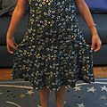 Août 2016 : une robe pour la rentrée