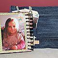 Un mini jean proposé par natacha!