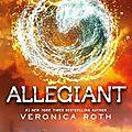 Allegiant (divergente tome 3)