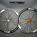 Roues carbone frein a disque nerzh