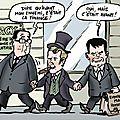 Je serai le président de la fin des privilèges.hollande ravit à sarkozy le titre de « président des riches ».