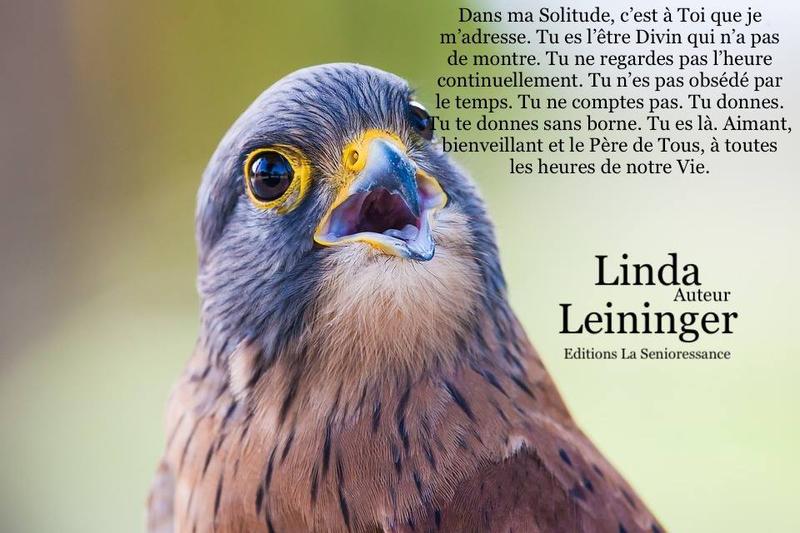 Les messages de vie de Linda Leininger