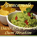 Guacamole. mexique