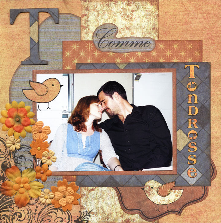 T comme TENDRESSE
