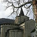 2009-12-31, Abbaye de St Savin
