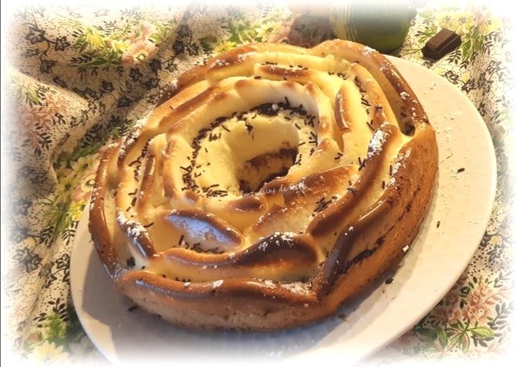 gâteau citron-crème1