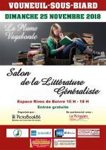 salon du livre vouneuil 2018