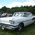 PONTIAC Super Chief Catalina 4door hardtop Sedan 1958 Eutingen (1)