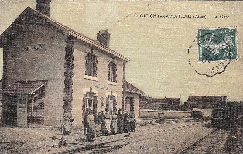 oulchy le chateau gare tramw