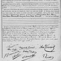 Bonnier François Xavier Louis Henry Marie Gaetan & Marguerite Louise Emilie Conrad_mariage Lorient 1889_p2