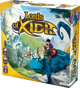 Boutique jeux de société - Pontivy - morbihan - ludis factory - Lords of Xidit