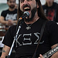 Sakis Tolis du groupe Rotting Christ