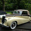 DAIMLER DB 18 Drophead coupé 1950 Baden Baden (1)