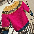 Les tricots de toinon