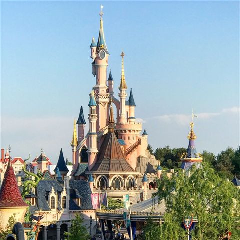 Disneyland Paris ©Kid Friendly
