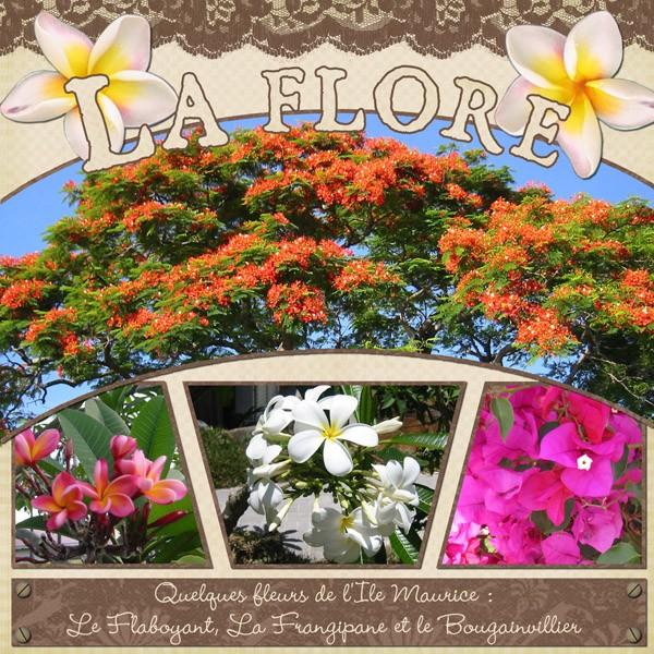 Flore de Maurice