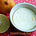 Lemon curdy pud de jamie oliver, le dessert double choc ! (bien mieux que le gâteau magique)