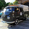 Vw combi double cabine pick-up de 1963 (Paul Pietsch Classic 2014) 01
