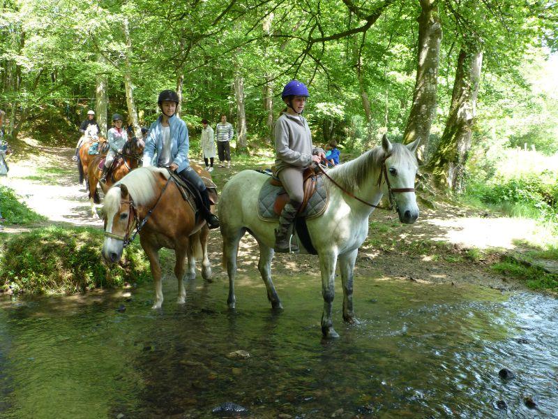 balade equestre gastronomique à La Lucerne d'Outremer (141)