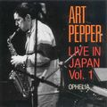 Art Pepper - 1978 - Live In Japan Vol