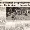 La journée ecolovie du 27 mai 2007