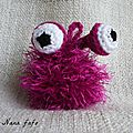 globinours-fuchsia-porte-cles-crochet
