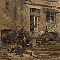 Grolleron épisode de la bataille de loigny (1886)