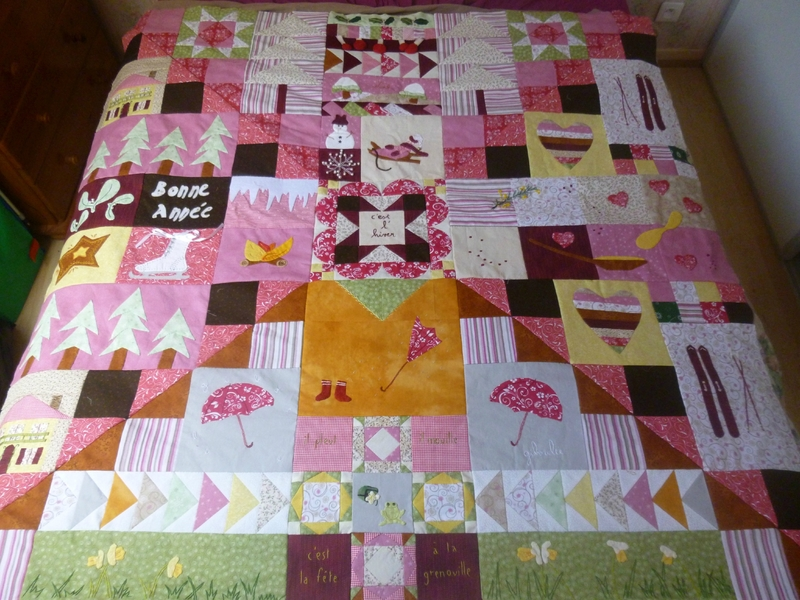 quilt mystere 2016.2017