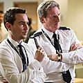 Line of Duty : Arnott et son chef Ted Hastings