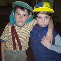 Andrés y Rodrigo