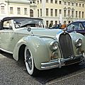 TALBOT LAGO T26 Record cabriolet 1949 Ludwigsburg (1)