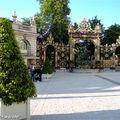 La place Stanislas (54) Nancy - la Fontaine d'Amphitrite
