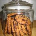 Cookies au chocolat de clothilde