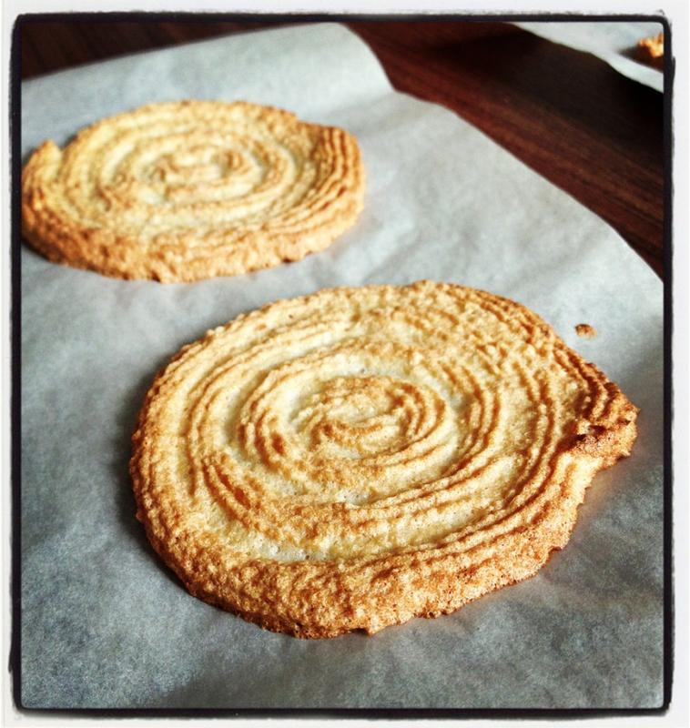 Les biscuits de base pour entremets : dacquoise, joconde, pain de Gênes, biscuits à la cuillère