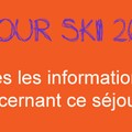Séjour ski 2008
