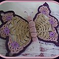 CAL Mysterious Butterfly