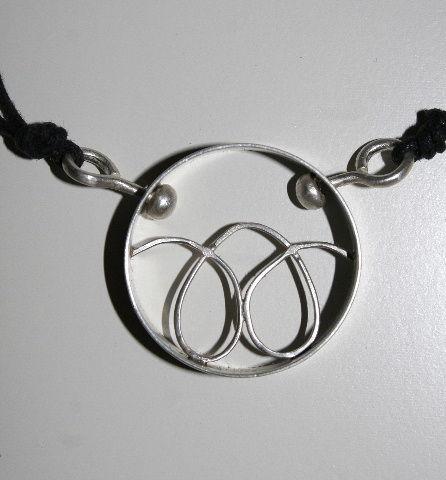 Collier pendentif Argent collection