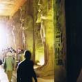 Les Temples de Abou-Simbel sauvés des eaux…