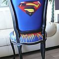 Chaise terminée Superman 02